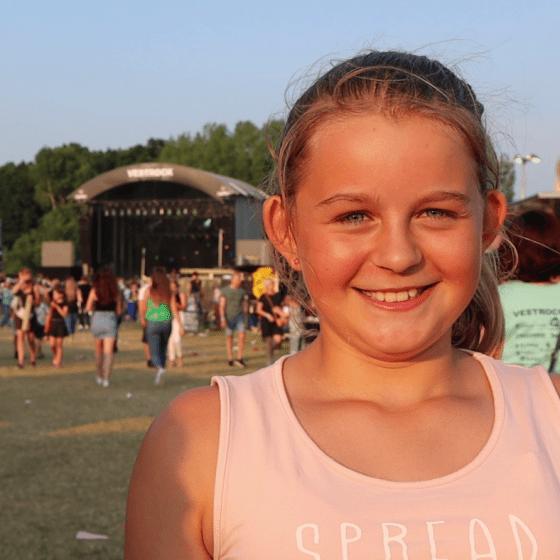 Vestrock Junior 2018 Nienke Vlog ZeeuwsenZO