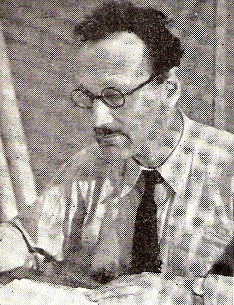 פרנץ אולנדורף בתקופה בה ראיינתי אותו (צילום: קישרי ציבור של הטכניון)