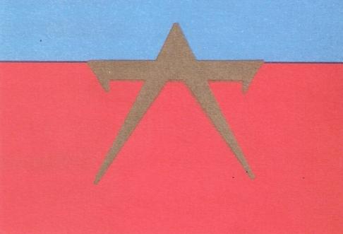 דגל הכנענים לפי הצעתו של יונתן רטוש