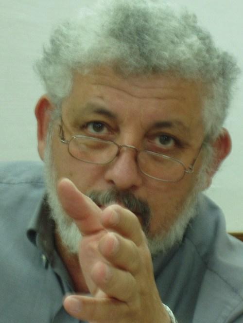 משה רוזנפלד (צילום: זאב גלילי)