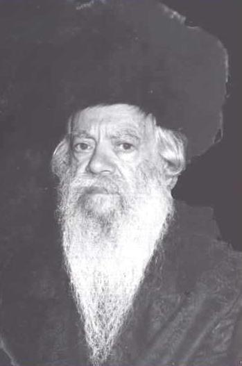 הנכד שמואל אליהו טאוב