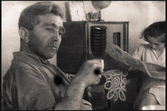 שנות החמישים רדיו חדש בתל אביב הישנה (כל הזכויות לאיתי בכר שהתמונה מתפרסמת באדיבותו)