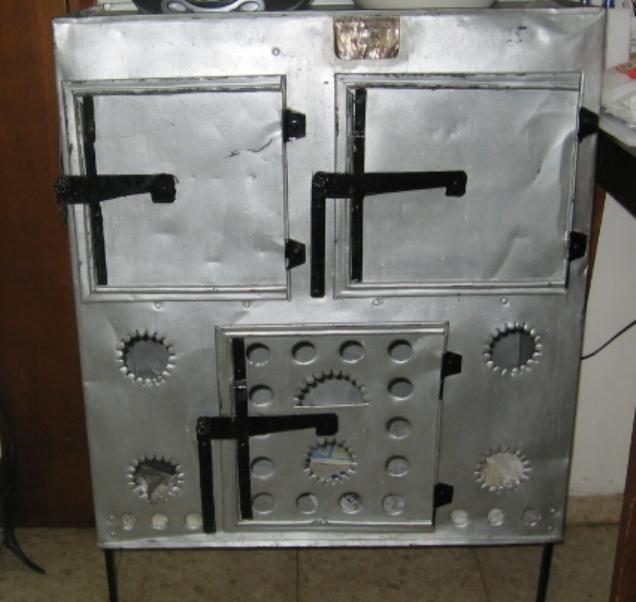 תנור הפטנט - גם לבישול גם לאפיה גם לחימום