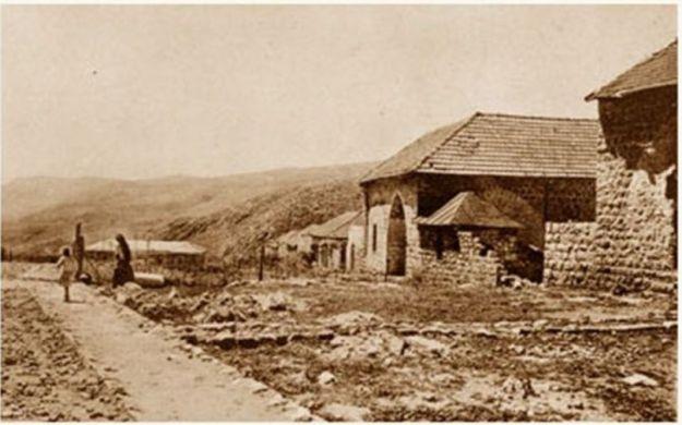 מטולה בראשיתה צילום ליאו קהאן