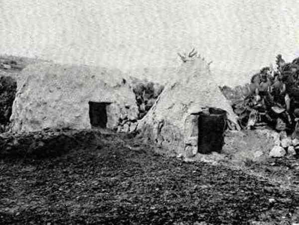 בתים ערביים בתקופת העליה הראשונה