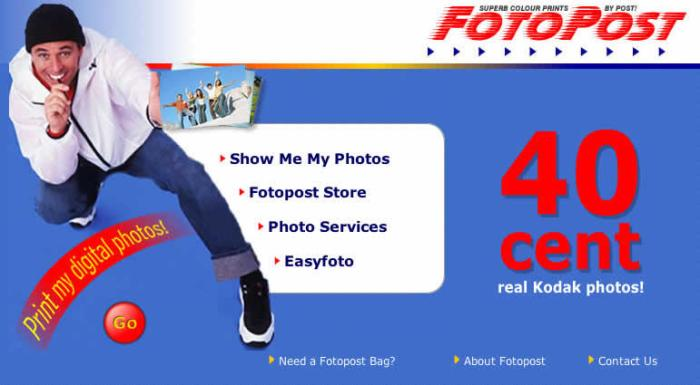 40 cent real Kodak photos! (yeah, right...)