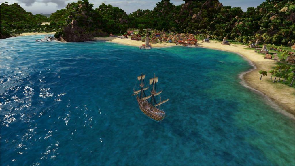 Расправить паруса! Port Royale 4 выйдет на Nintendo Switch 3