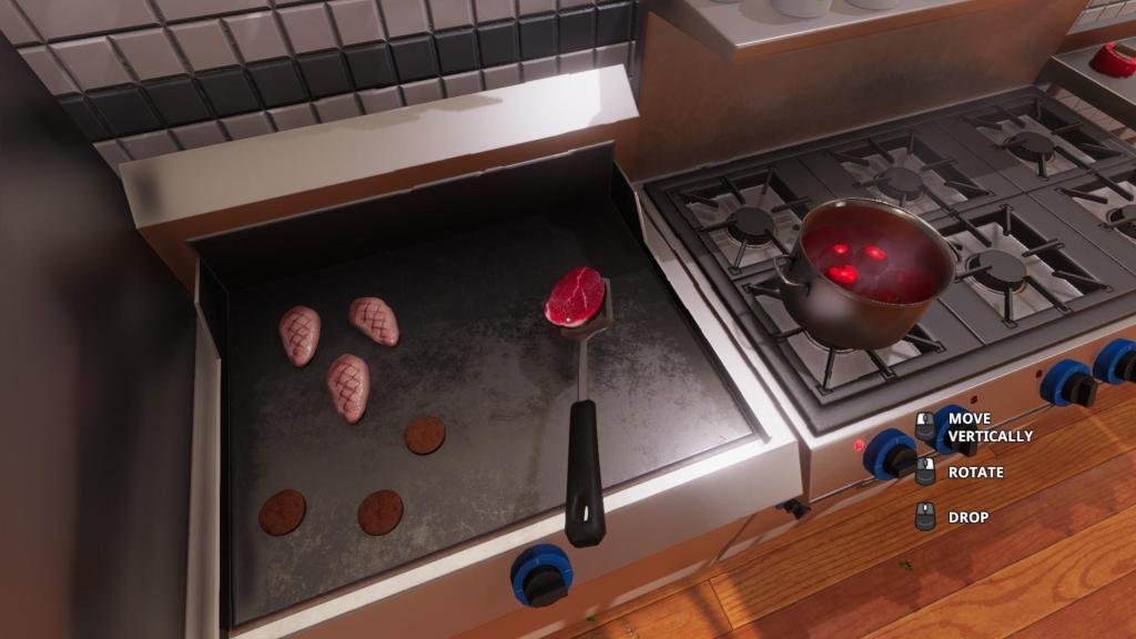 Medium Rare, пожалуйста - симулятор готовки Cooking Simulator анонсирован для Nintendo Switch 3