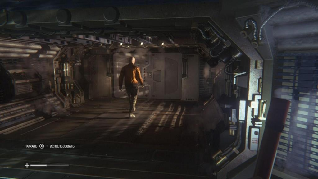 Alien: Isolation - Тише ходишь, дольше дышишь 18