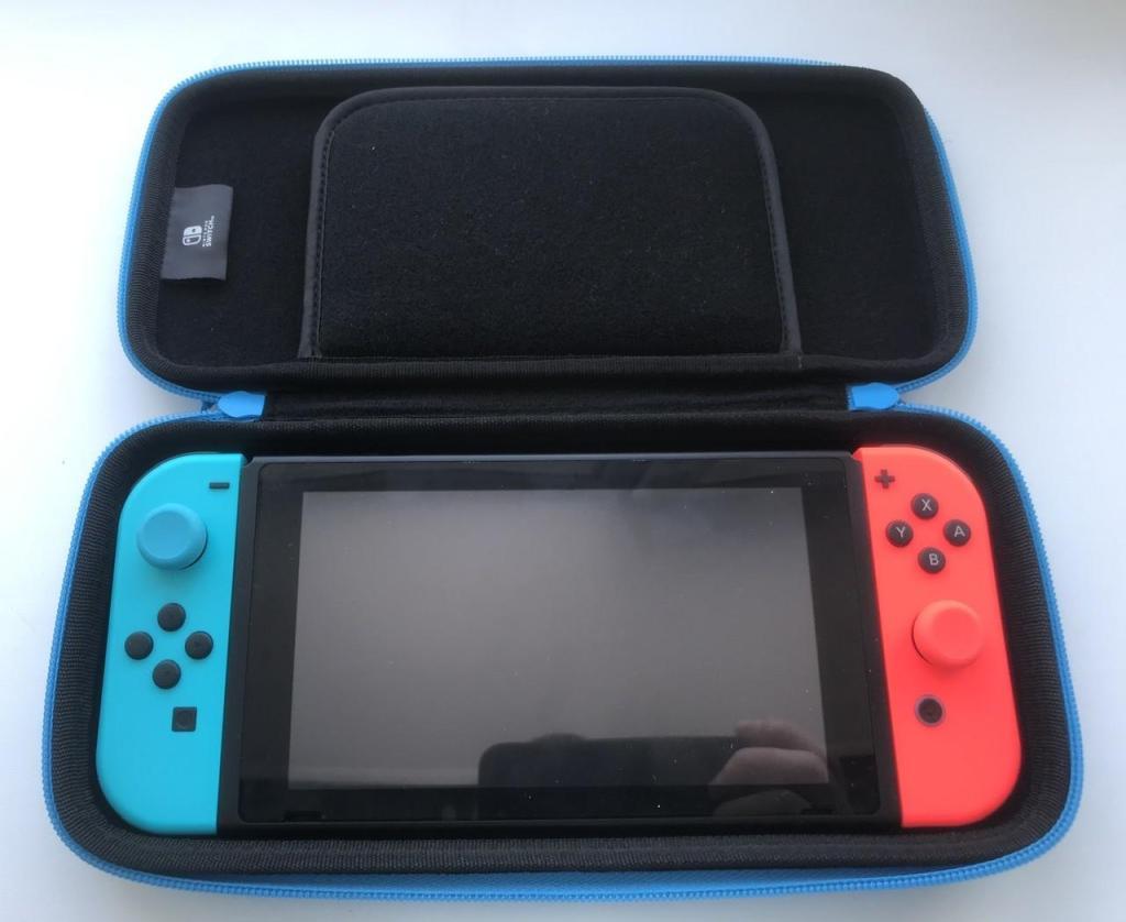 Спецвыпуск #1 - Обзор 5-ти чехлов для Nintendo Switch от HORI + розыгрыш 20