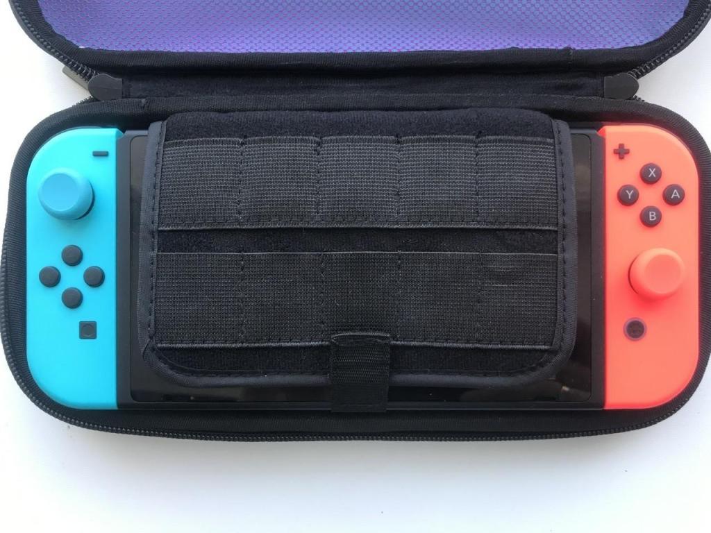 Спецвыпуск #1 - Обзор 5-ти чехлов для Nintendo Switch от HORI + розыгрыш 35