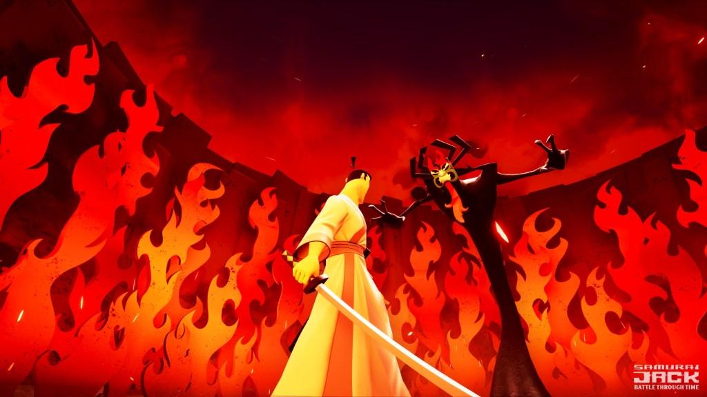 Экшен Samurai Jack: Battle Through Time анонсирован для Nintendo Switch 10