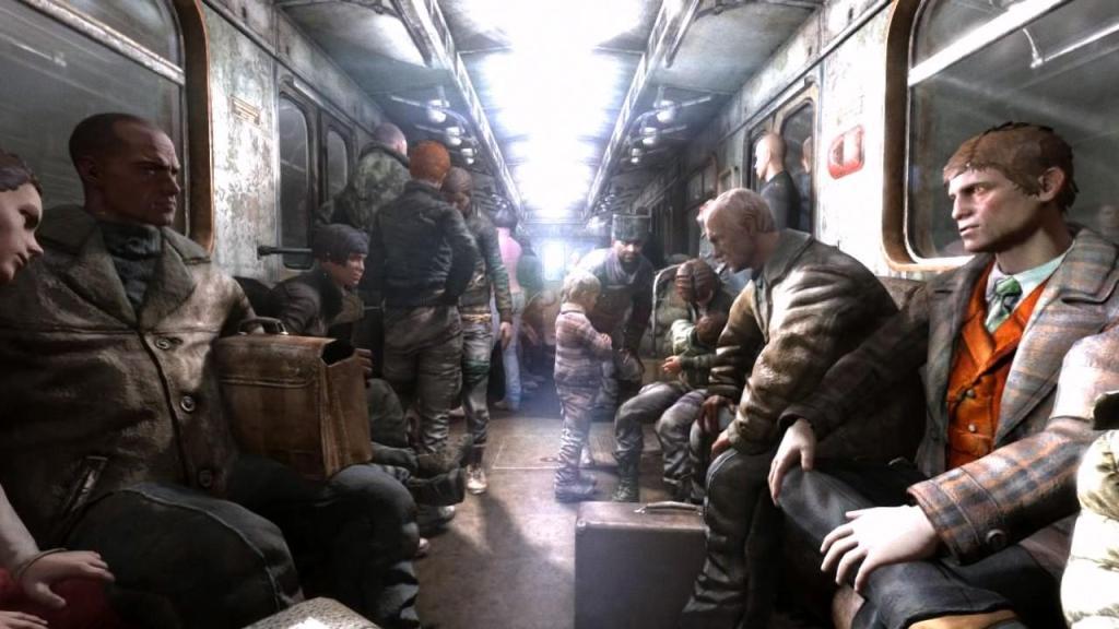 Metro Redux – Билет в один конец 24