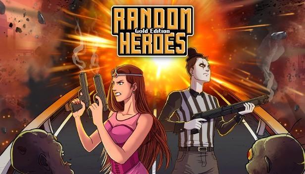 Экшен платформер Random Heroes: Gold Edition анонсирован для Switch 31