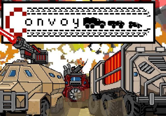 Стала известна дата выхода рогалика Convoy: A Tactical Roguelike на Switch 22