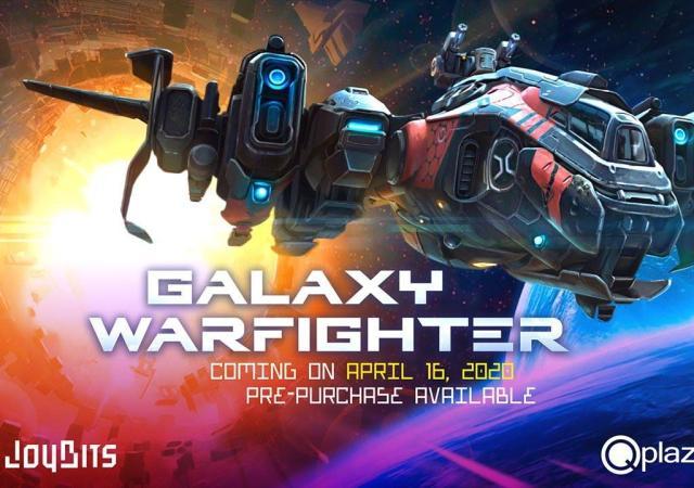 Galaxy Warfighter заглянет на Switch в апреле 30