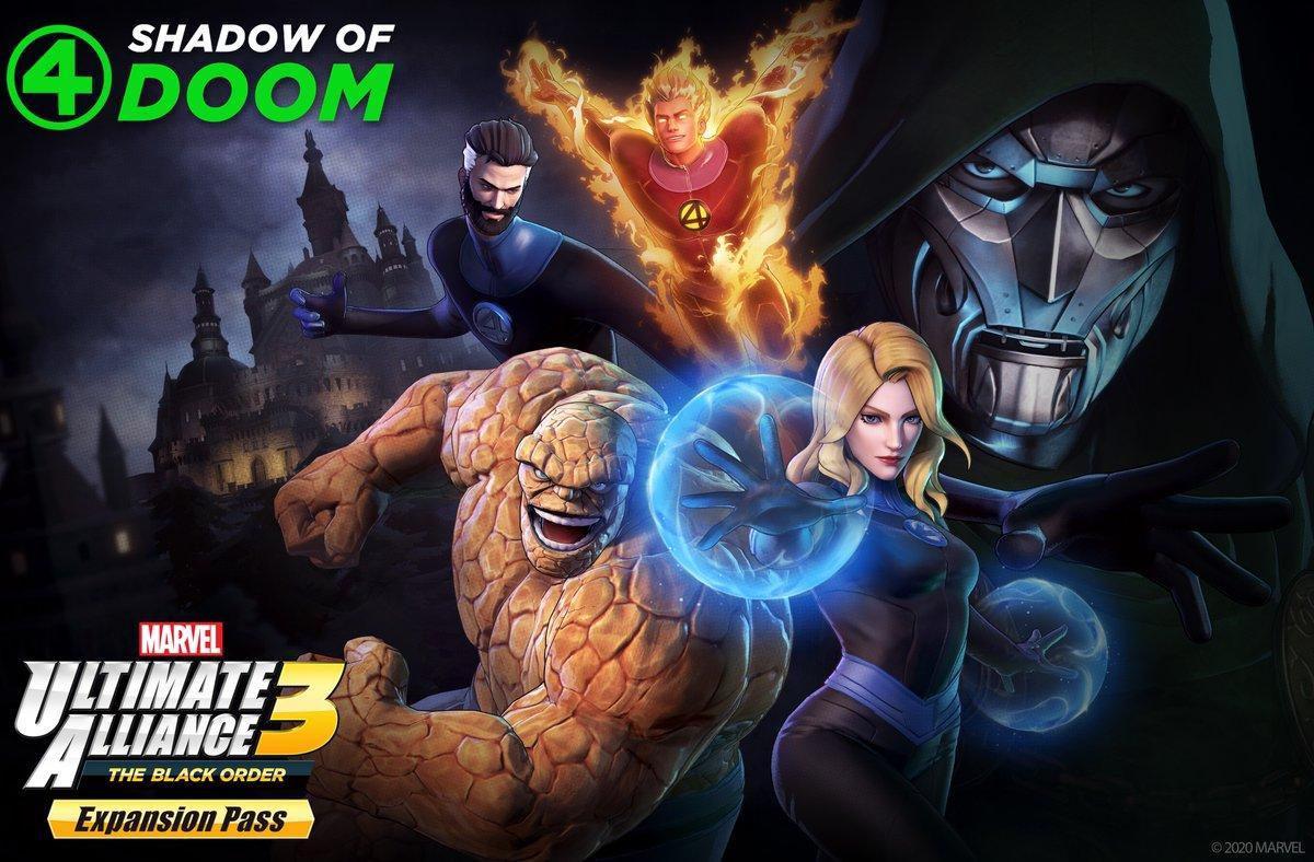 Подробности обновления 4.0 для Marvel Ultimate Alliance 3 9
