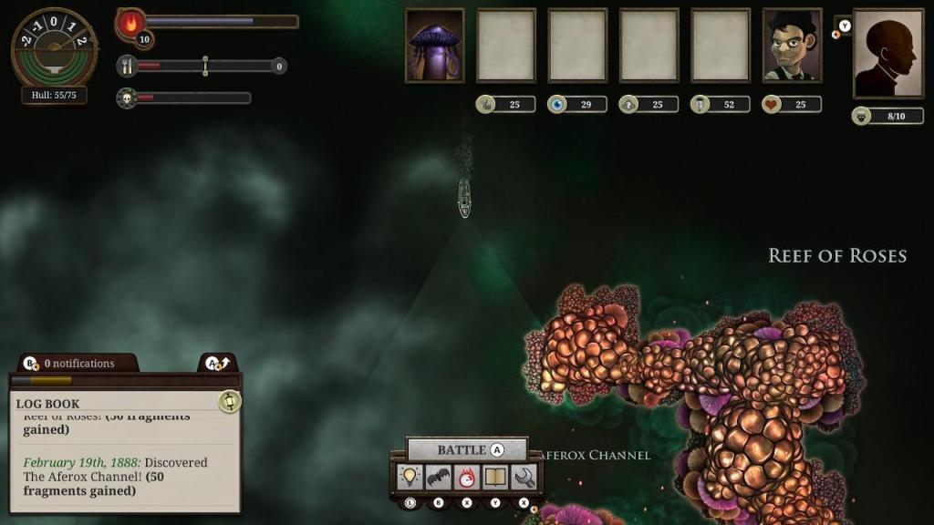 Обзор: Sunless Sea: Zubmariner Edition - Как не стать кормом 8