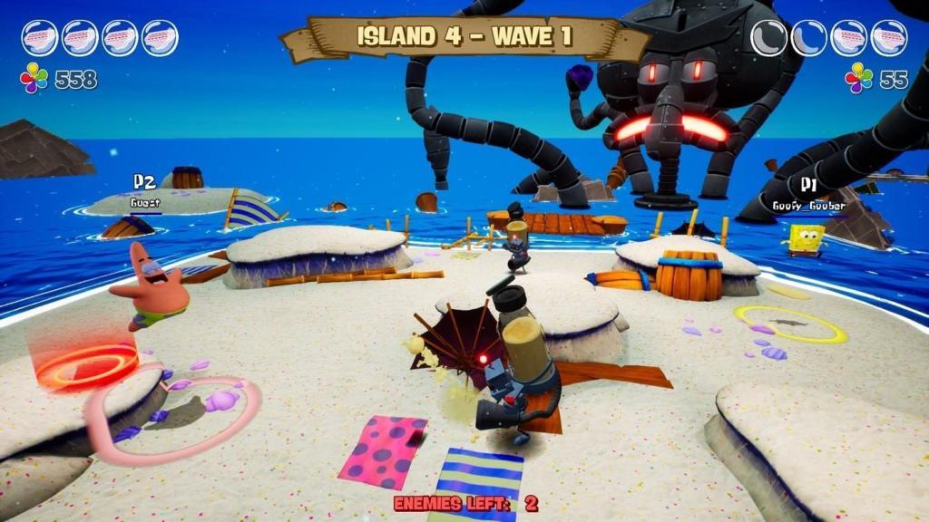 SpongeBob SquarePants: Battle for Bikini Bottom – Rehydrated выйдет в июне, новые скриншоты 7