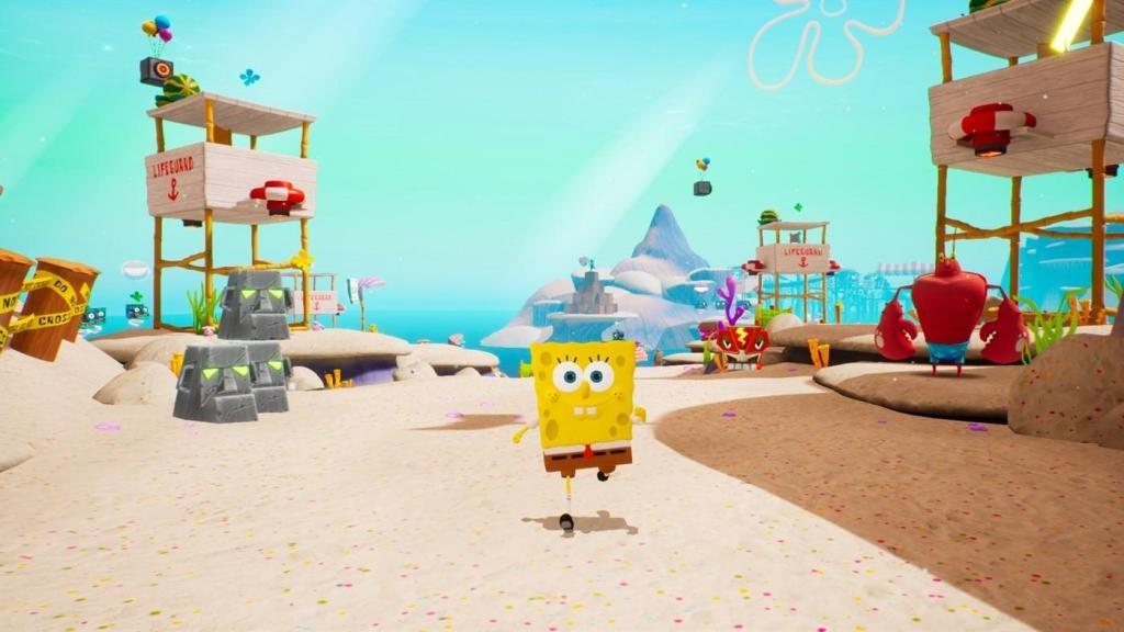 SpongeBob SquarePants: Battle for Bikini Bottom – Rehydrated выйдет в июне, новые скриншоты 4