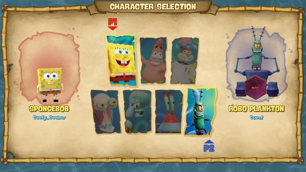 SpongeBob SquarePants: Battle for Bikini Bottom – Rehydrated выйдет в июне, новые скриншоты 5