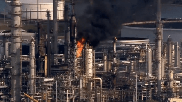 Four Contractors Treated For Injuries In Wake Of Valero Texas City Refinery Explosion