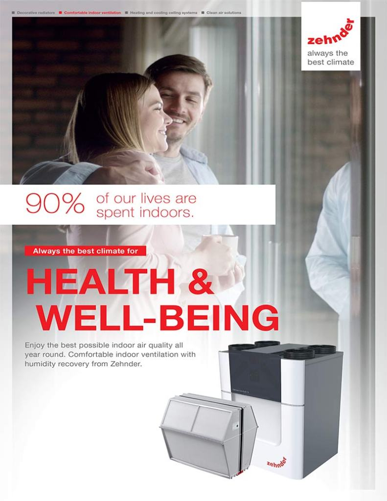 ERVs for Health & Comfort