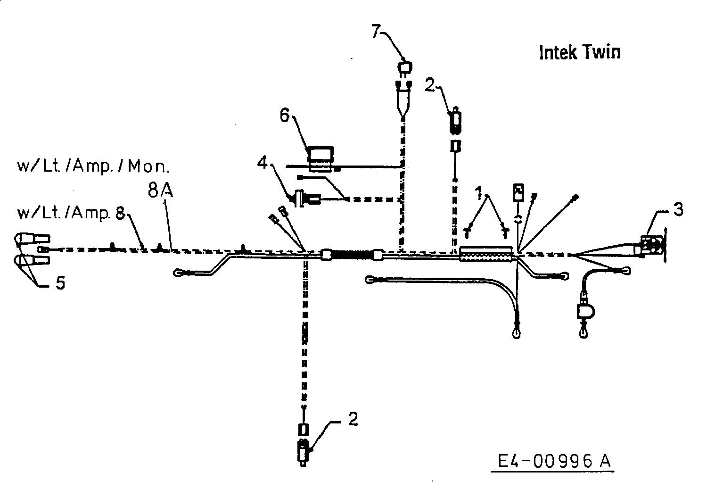 Mtd Rasentraktoren H 130 13aa695f678 Schaltplan