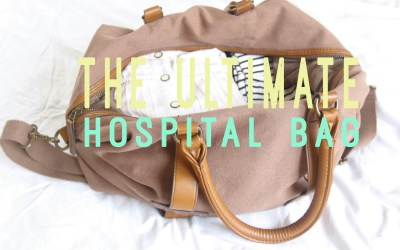 THE HOSPITAL BAG GUIDE