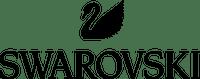 swarovski logo with swan in it