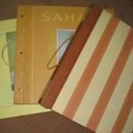 Basteltipp Nr. 9 – Tapetenbücher