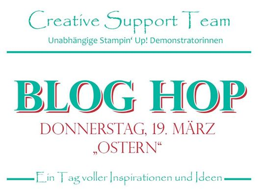 Bloghop Ostern 19 Marz