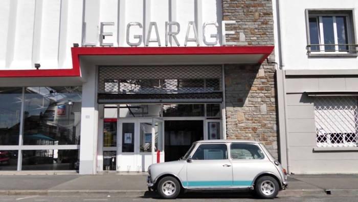 Atelier de programmation de robots pour les 6-14 ans au Garage à Saint-Nazaire