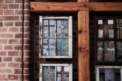 Wolfgang Ahrens Blind Window 2013