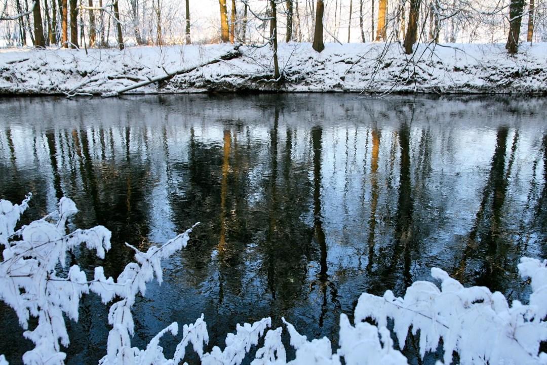 Tommy Pützstück: Herbst und Winter Impressionen von der Wupper in Leichlingen 2016