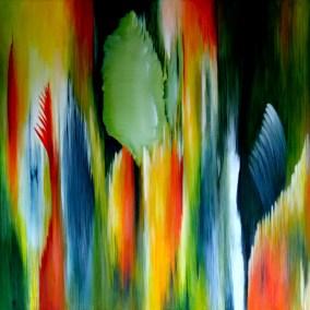 Ulla Pützstück Abstrakte Malerei