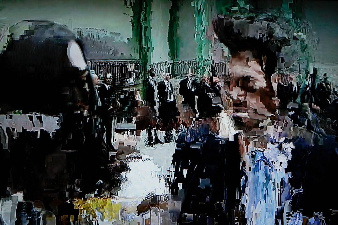 Wolfgang Ahrens Glitch Art 2018