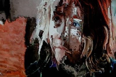 Wolfgang Ahrens Glitch Art 8 2018