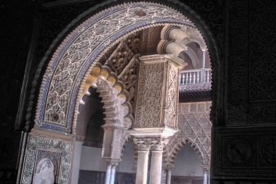 Wolfgang Ahrens Mezquita de Córdoba IV 2010