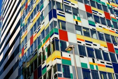 Tommy Pützstück, Medienhafen in Düsseldorf