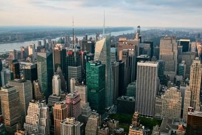 Tommy Pützstück: Vom Empire State Building auf Manhattan