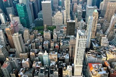Tommy Pützstück, New York. Vom Empire State Building auf Manhattan