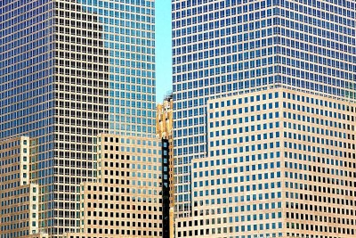 Tommy Pützstück, Skyscraper Ausschnitt in New York