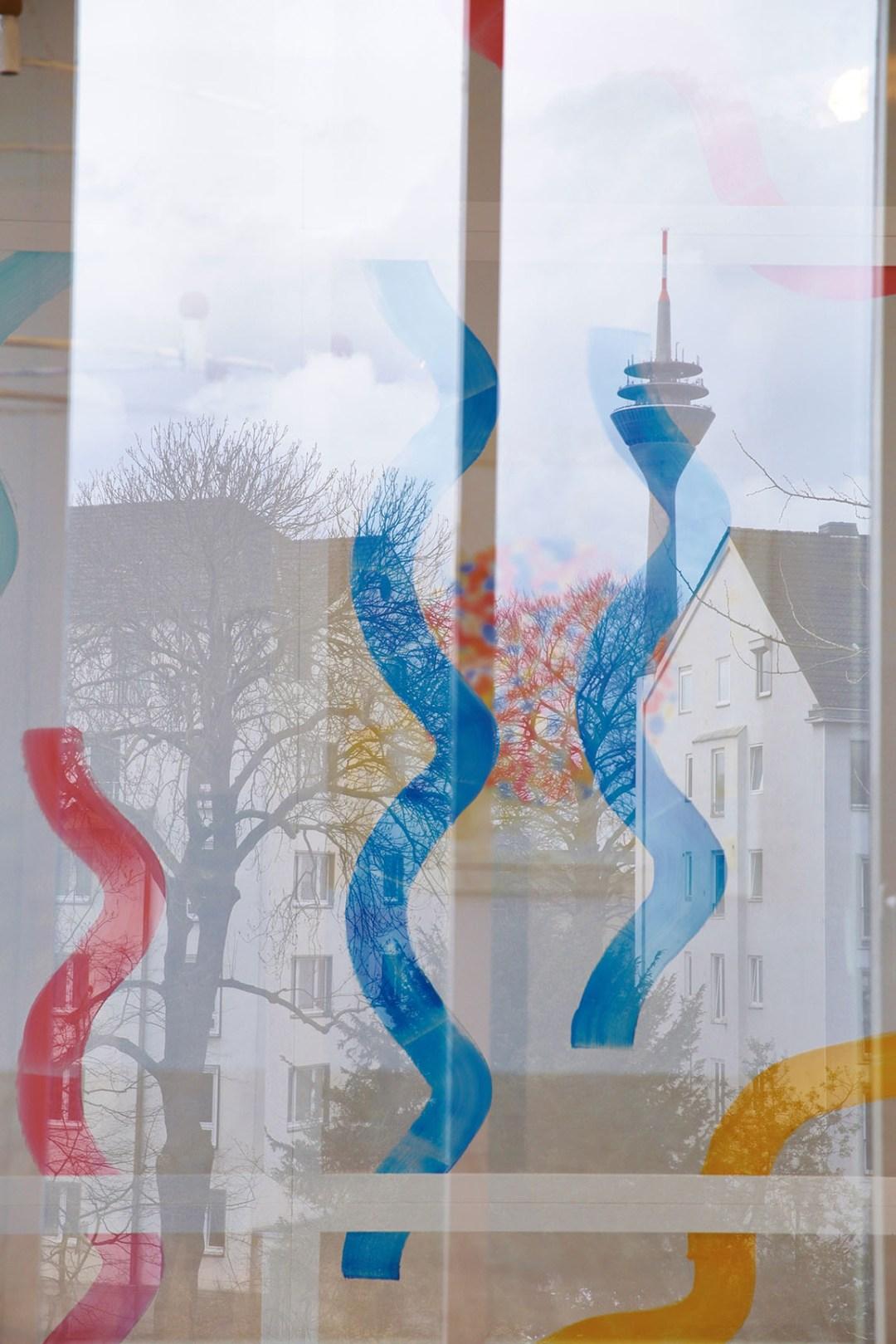 Dieter Rüge Im Museum II 2017
