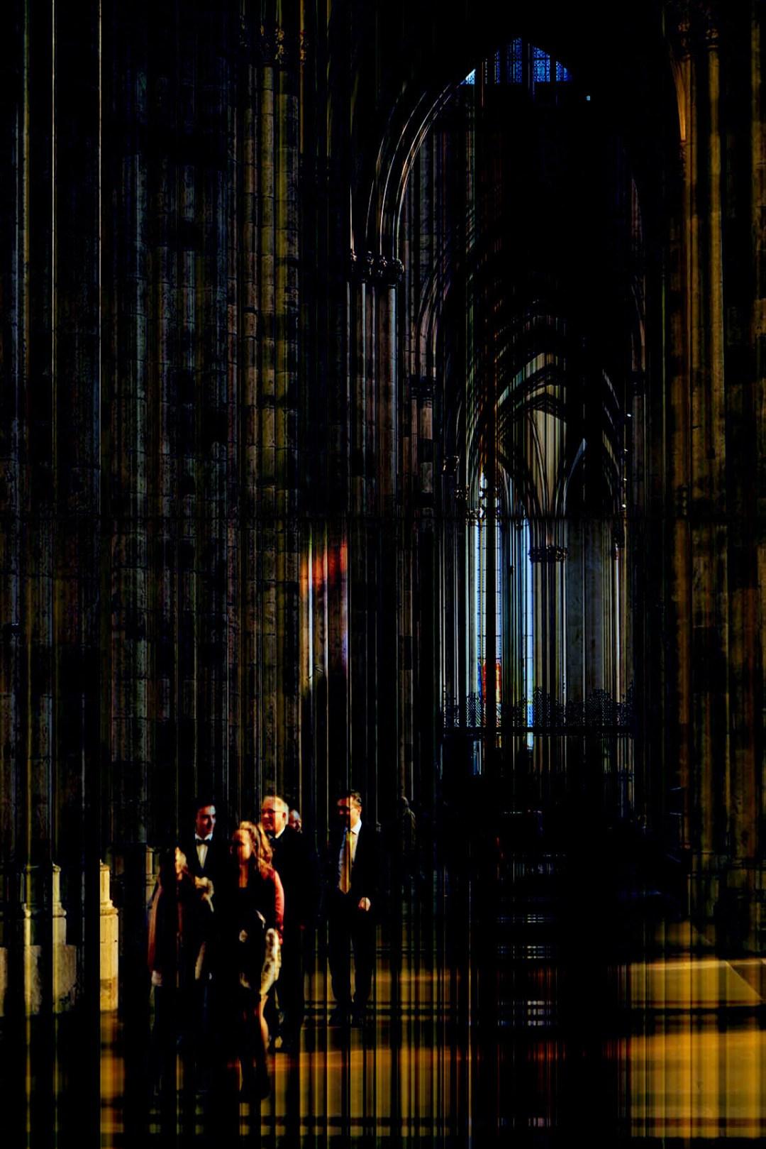 Wolfgang Ahrens Interpretation des Kölner Doms 2017