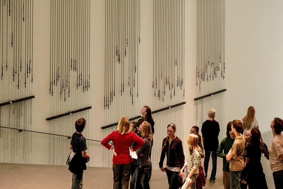 Wolfgang Ahrens Im Museum III 2009
