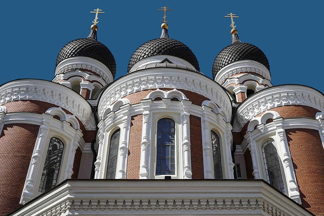 Wolfgang Ahrens Newski Kathedrale Tallinn I 2015