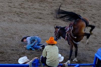 Tommy Pützstück Cody Night Rodeo 2018
