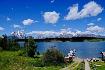 Tommy Pützstück Teton National Park XII 2018