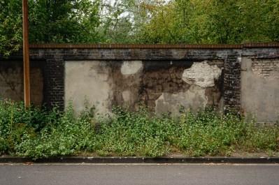 Wolfgang Ahrens The Wall III 2019